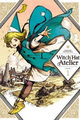 Witch Hat Atelier - Poster
