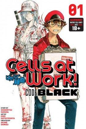 Hataraku Saibou BLACK - Poster