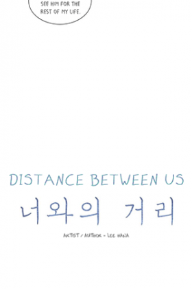 Distance Between Us - Постер