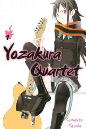 Yozakura Quartet - Постер