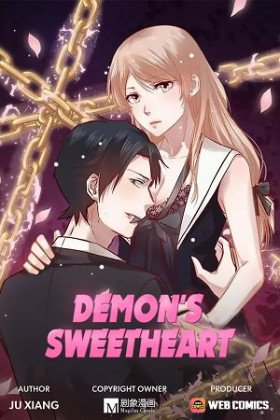 Demon's Sweetheart - Постер