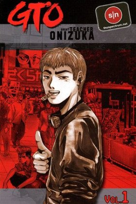 GTO: Great Teacher Onizuka - Poster
