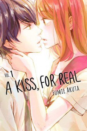 A Kiss, For Real - Постер