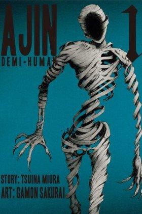 Ajin: Demi-Human - Poster