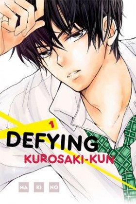 Defying Kurosaki-kun - Постер
