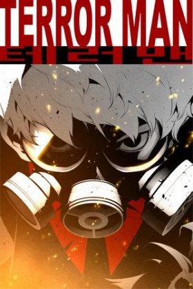 Terror Man - Постер