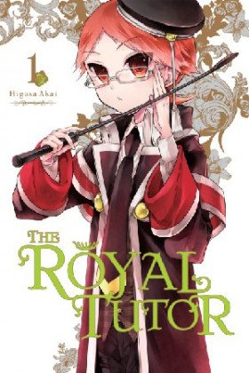 The Royal Tutor - Poster