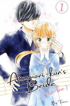 Atsumori-kun's Bride-to-Be - Poster