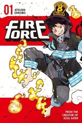 Fire Force - Постер