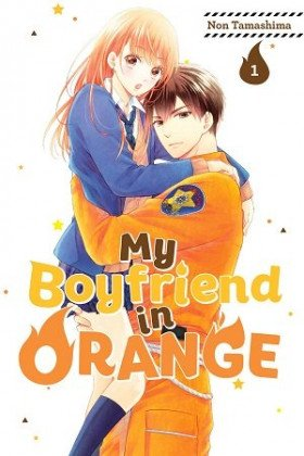 My Boyfriend in Orange - Постер