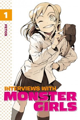 Interviews with Monster Girls - Постер