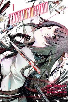 Bakemonogatari (Nishio Ishin) - Постер