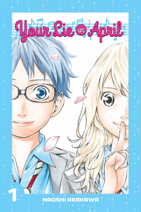Your Lie in April - Poster