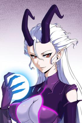 My Wife is a Demon Queen - Постер